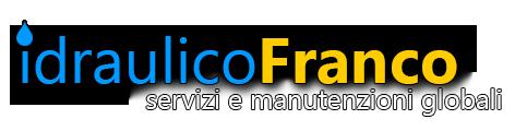 Idraulico Roma e Provincia: Franco Logo